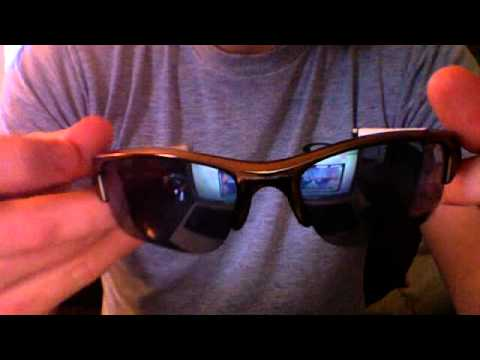 Oakley Flak Jacket review/ change lens demo