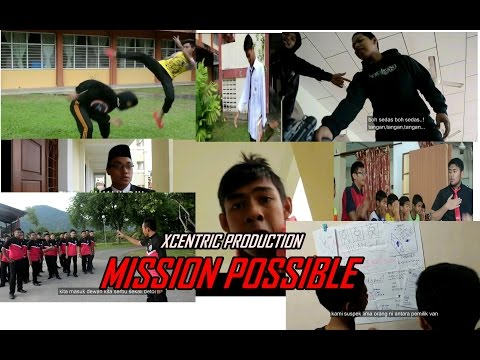 Filem Pendek Hari Guru 2015 : MISSION POSSIBLE ( X