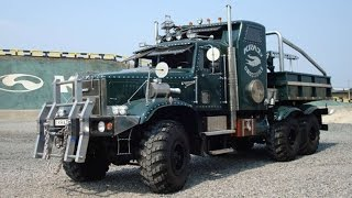 #598. Ural Tractor Trucks [RUSSIAN AUTO TUNING]