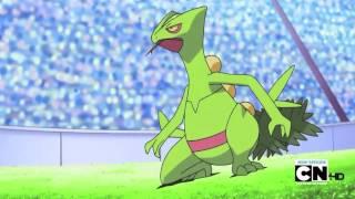 Pokemon Battles: Ash vs Todias Dp Sinnoh League (Full Battle)