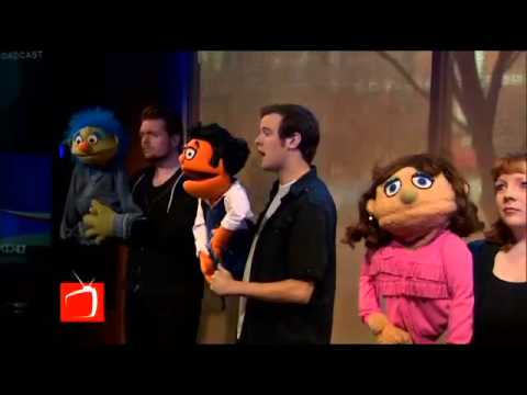 Avenue Q: I Wish I Could Go Back To College video