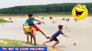 [Clip hài]Coi Cấm Cười | Phiên Bản Nhí |Must Watch New Funny😂 😂Comedy Videos 2019 - Đặng Vlogs Part7