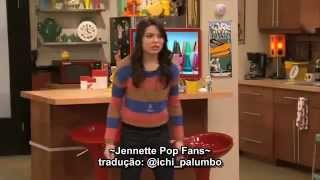 iCarly iApril Fools Sneak Peek (PT-BR) - Jennette Pop Fans