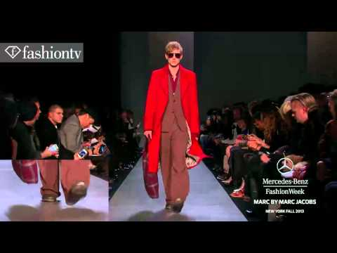 Marc by Marc Jacobs Fall/Winter 2013-14 | New York Fashion Week NYFW | FashionTV