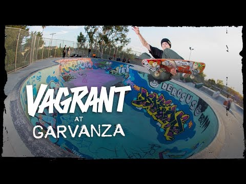 Vagrant At Garvanza