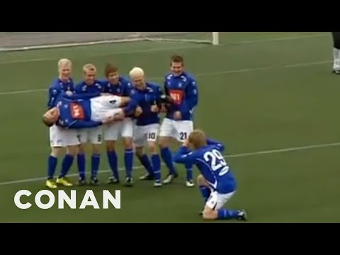 World Cup Goal Celebrations Are Getting Crazy