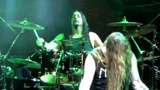 TESTAMENT Steve Digiorgo - Bass Solos (Live in Chile)