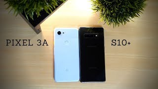 Pixel 3a [vs] S10+  Camera Comparison