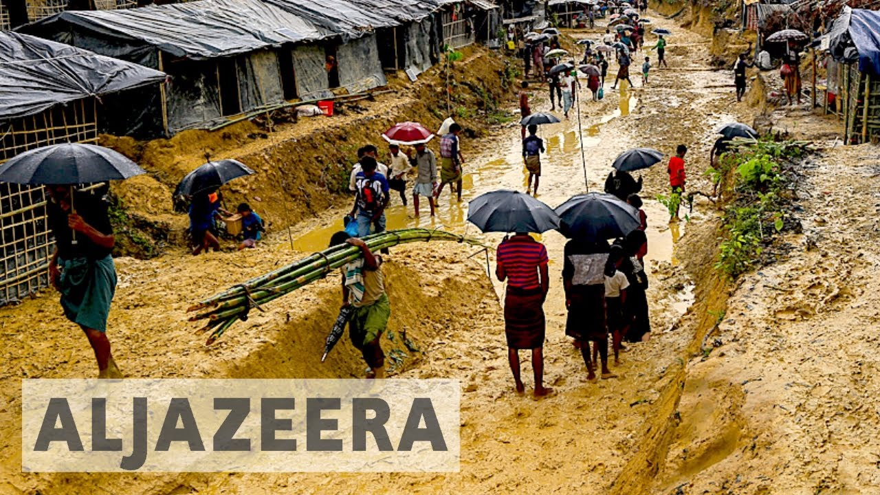 Myanmar signs deal with Bangladesh on Rohingya repatriation