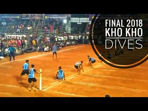 Kho Kho Dives | Mumbai upnagar vs Pune Final 2018