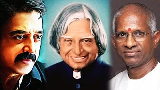 Ilayaraja & Kamal's Sad Song for Kalam Sir | Kollywoodgalatta