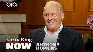 If You Only Knew : Anthony Hopkins | Larry King Now | Ora.TV