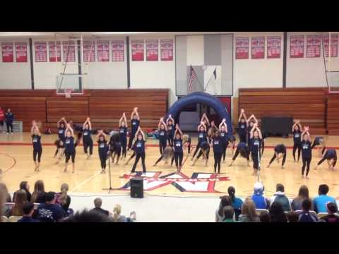 "Maranatha High School Homecoming Pep Rally: 10/23/14 ""A Little Party Never Killed Nobody"""