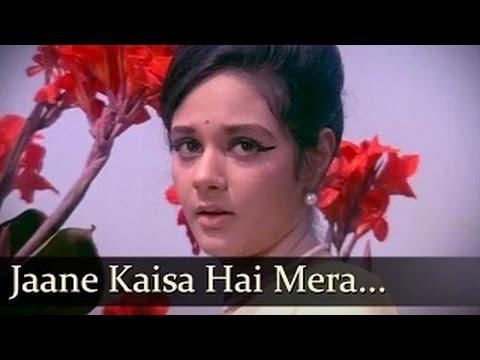 Aansoo Ban Gaye Phool - Jaane Kaisa Hai Mera Deewana - Kishore...
