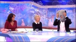 OSTRICHPILLOW® seen on TV (Russian subs)