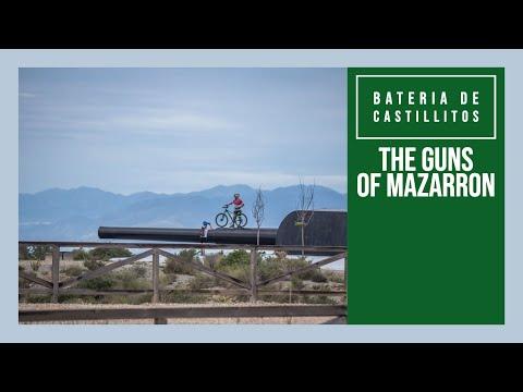 Guns of Mazarron Spain