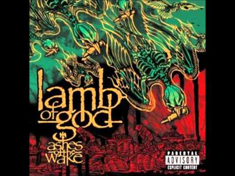 40. Lamb Of God - Ashes Of The Wake