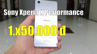 Mình bán Sony Xperia X Performance - Snap 820 GIÁ SIÊU RẺ