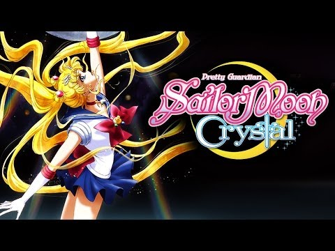 Sailor Moon Crystal On Anime Club! video