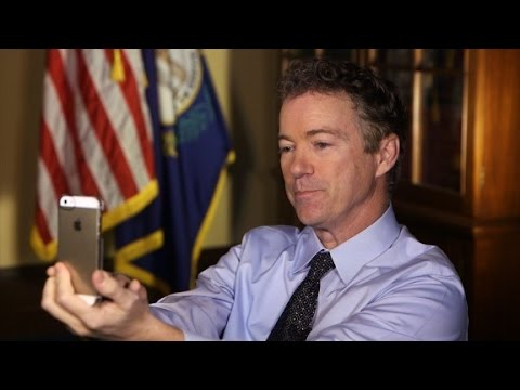 CNN exclusive: Snapchat Interview with Rand Paul