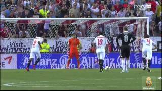 Real madrid vs Sevilla 3-2 full highlights 2/5-15