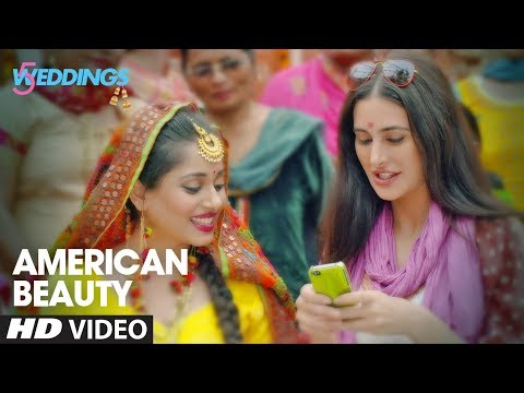 American Beauty Video | 5 Weddings |Nargis Fakhri,Rajkummar Rao| Mika Singh,Pooja, Prakriti K,Kaur S