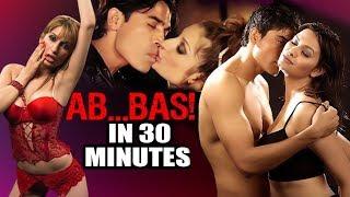 Hot Romantic Hindi Movie   Ab... Bas   Showreel   Diana Hayden