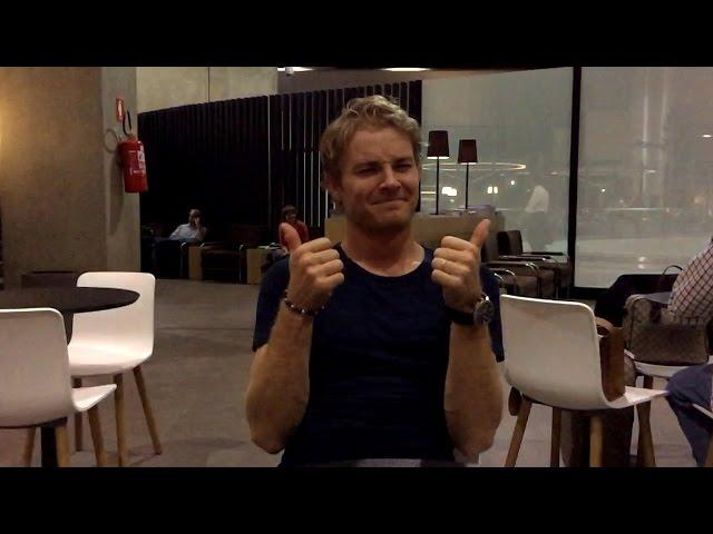 Mercedes-Benz TV: Nico Rosberg's review of Brazil 2014.