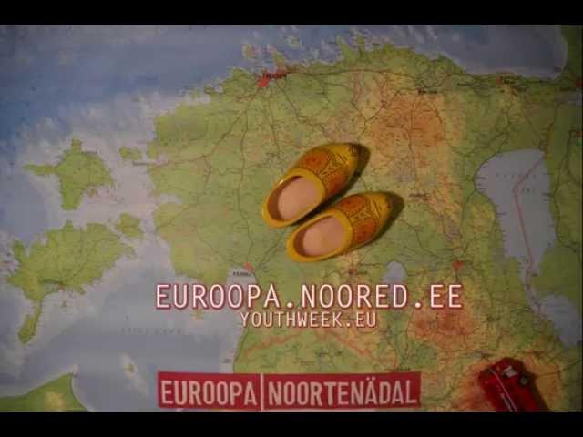 Euroopa Noortenädal Eestis 4.-10. mail 2015