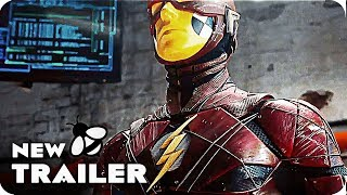 JUSTICE LEAGUE Character Teaser Trailer Compilation (2017)