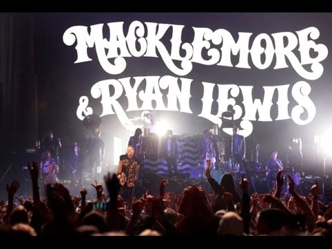 Thrift Shop - Macklemore And Ryan Lewis - Seattle 2013 Key Arena video