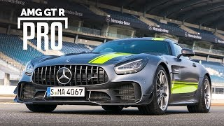 Mercedes-AMG GT R Pro: Track Review | Carfection