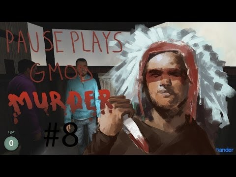 Gmod Murderer | Episode 8 | Ghost Stories