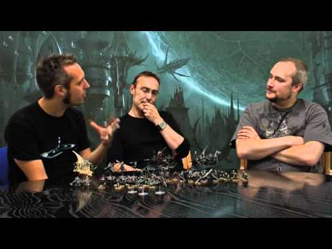 Dark Eldar Round Table - Background (Part 1)