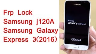 Samsung j120a FRP Remove || I'M FAIL TO REMOVE FRP LOCK FROM SAMSUNG GALAXY J120A IN THIS VIDEO