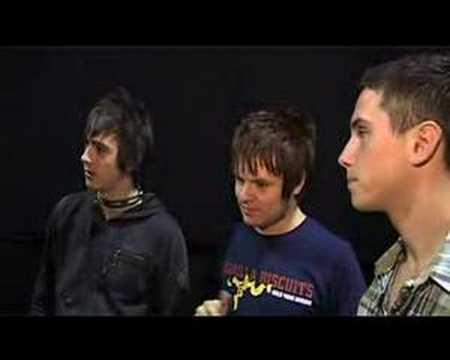 NME Video: Enter Shikari Interview at Download 2007