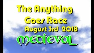 Anything Goes Race 2018  08  03 Medieval