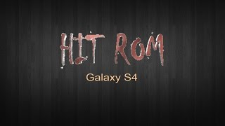 HIT ROM v1.0 [AROMA][XPOSED 100%][5.0.1 UHOD7][ULTRA AHORRO]FLUIDA Y ESTABLE]