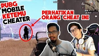 BENNYMOZA ft BANG ALEX MABAR TOP PLAYER MALAH KETEMU CHEATER - PUBG MOBILE INDONESIA