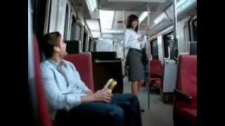 Burger King Subway XXX Adult Commercial