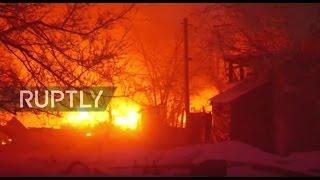 Kyrgyzstan: Fires blaze at site of Turkish cargo plane crash, 37 left dead