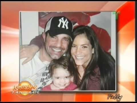Gaby Espino se reconcilia con su esposo - ARV y Levantate
