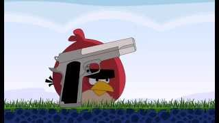 Bad piggies  v/s   Angry gunbird