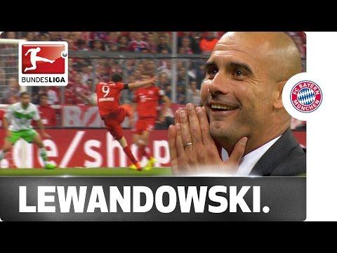 5 Goals in 1 Game - Lewandowski Joins Bayern Greats