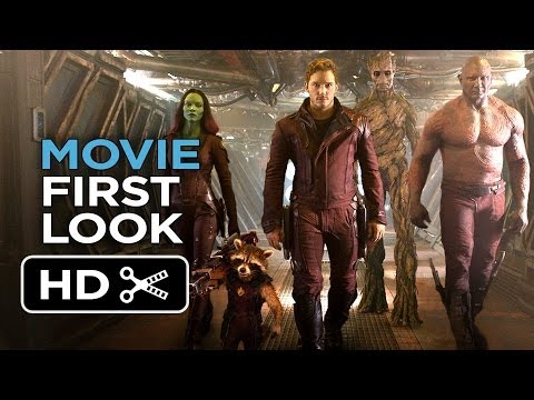 Guardians of the Galaxy - Movie First Look #2 (2014) - Marvel Movie HD