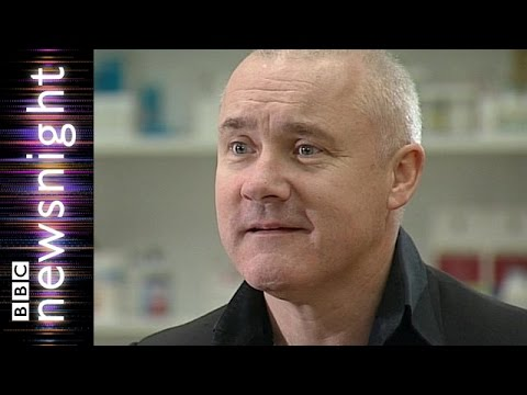 Jeremy Paxman interviews Damien Hirst - Newsnight