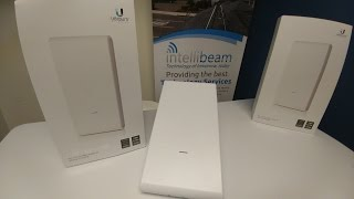 Ubiquiti UniFi AC Mesh UAP-AC-M-PRO unboxing by Intellibeam.com