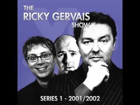 Ricky Gervais Show XFM - S1 , E23