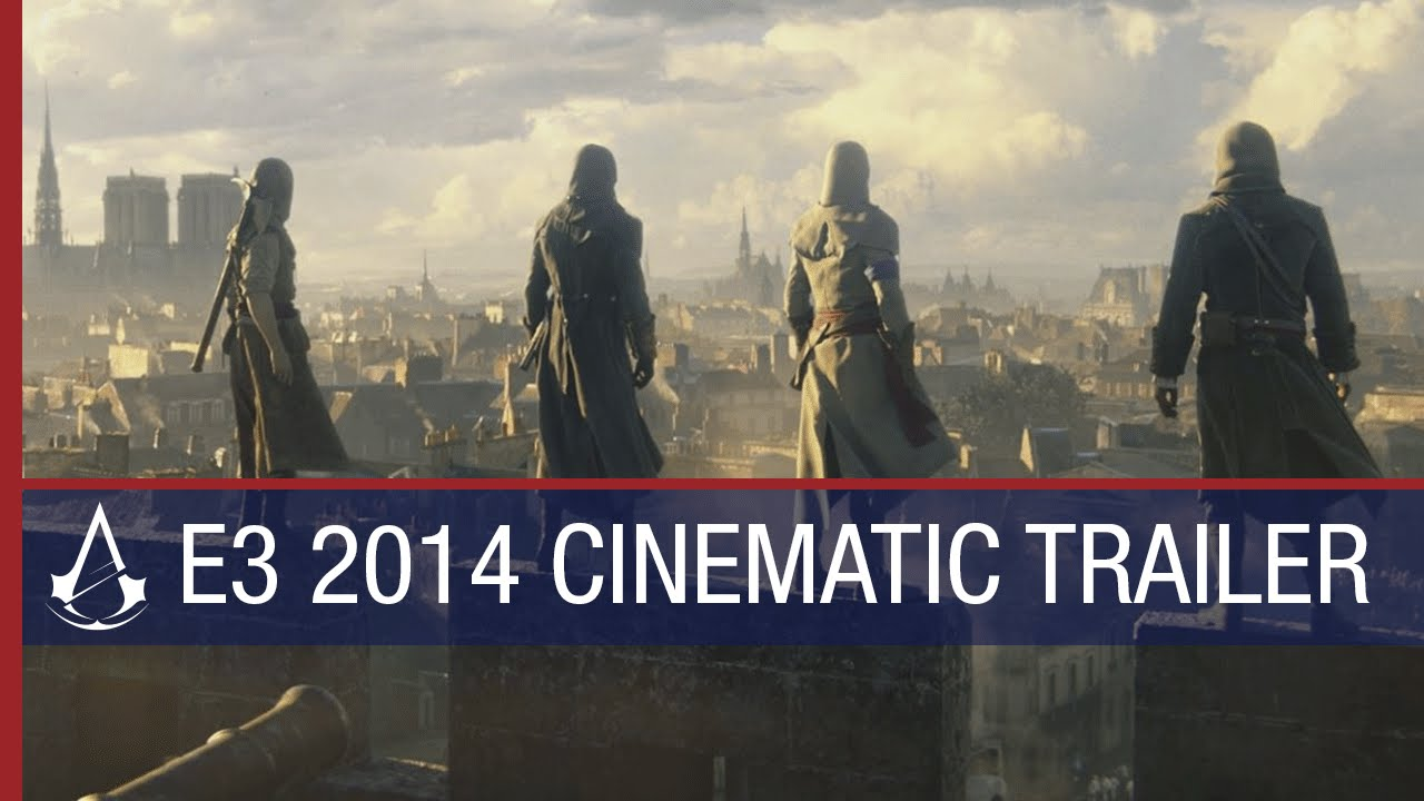 Assassin's Creed Unity Cinematic Trailer