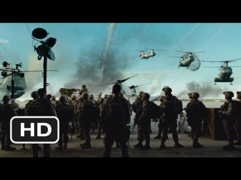 Battle: Los Angeles Official Trailer #2 - (2011) HD